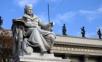 Humboldtdenkmal vor dem Universitäts-Hauptgebäude